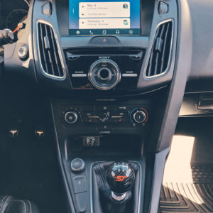 sync 3 upgrade in base ford focus